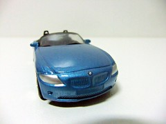 BMW Z4 (2002) - WELLY /NEX (RMJ68) Tags: bmw z4 2002 roadster coupe welly nex diecast coches cars juguete toy 160