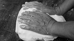 Hands (patrick_milan) Tags: mains hands manual craft artisan noiretblanc blackandwhite noir blanc monochrome nb bw black white street rue people personne gens streetview travail work