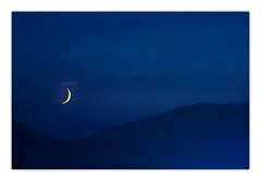 Moon over Graz (stefan.bauer) Tags: moon graz styria blue night dark nikon d7100