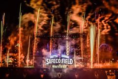 _DSC0746 (marilynwe) Tags: 2016 becca chris family marinersgame rebecca safecofield turnerfamily fireworks