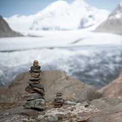 Alpine Square (Mike Brnnimann) Tags: swiss alps alpine stone rock glacier aletsch unesco world heritage hiking sports snow