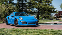 Voodoo. (Jon Wheel) Tags: porsche 911 gt3rs voodooblue thewineryatelkmanor chesapeakebay northeast maryland exotic supercar