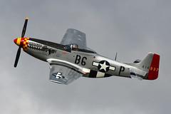 """NL551J / 414937   North American P-51D Mustang   USAAF """"Gentleman Jim"""" (cv880m) Tags: willowrun detroit michigan thunderovermichigan airshow yip kyip nl551j 414937 northamerican p51 p51d mustang fighter ww2 wwii worldwartwo usaaf gentlemanjim warbird"""