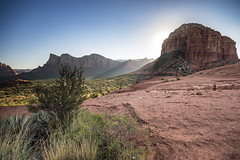 Sedona - Arizona - La città dei vortici... (Fabio Tode ) Tags: sedona city park vortex arizona usa fabiotode nikon d7200 sigma polar gnd lee filter sun sky morning sunrise raggi mystic vortici maschile femminile mistici spirit spiritualità spiritisti rocks red holiday life world cielo panorama landscape