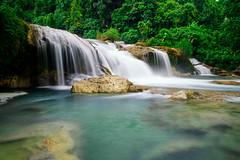 Aliwagwag Waterfall (Hendraxu) Tags: falls waterfall water landscape nature green stream longexposure asia philippines aliwagwag cateel