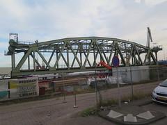 Rotterdam Hef brugdeel (Arthur-A) Tags: rotterdam hef nederland netherlands brug bridge brucke pont hefbrug