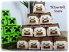Minecraft Steve (Fofurebas - By Jackie) Tags: minecraft minecraftsteve lembrancinhas lembrancinha menino game lembrancinhaminecraft feltro felt festadeaniversário festaparameninos cachepôs centrosdemesa