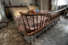 Lets take a nap (Fine Art Foto) Tags: urologe urologist doctor doctors practice urbex urbanexploration urbandecay urban lostplace lostplaces oblivion decaying decay discarded derelict vergessen verlassen abandoned forgotten