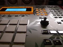 _0040417 (ghostinmpc) Tags: mpc3000 akai ghostinmpc sampler drummachine