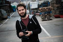 Steff (si.moore@ymail.com) Tags: aberystwyth ceredigion rnli royalnationallifeboatinstitution coastal lifeboatstationproject jacklowe collodion glassplate portraits savinglivesatsea simoore 2016