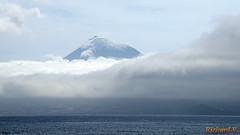 Volcan Ponta do Pico sur lle de Pico - Horta (Aores, Portugal) - 3226 (rivai56) Tags: escale de croisires portugal horta aores ms ryndam compagnie holland america