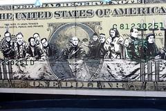 Coney Island - Coney Art Walls: The Last Super by Icy & Sot (wallyg) Tags: thelastsupper brooklyn coneyartwalls coneyisland icysot icyandsot kingscounty mural newyork newyorkcity ny nyc streetart