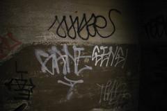 Gane, Sensi, Tink (NJphotograffer) Tags: graffiti graff pennsylvania pa philadelphia philly abandoned building urban explore gane sensi tink