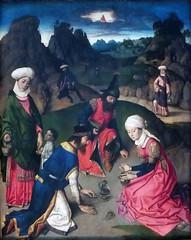 Dirk Bouts. La cena, c. 1464-20 (c0ntraband) Tags: leuven bouts lovaina primitivosflamencos
