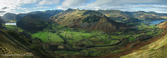Patterdale (gms) Tags: panorama mountains dale lakedistrict valley cumbria lakeland patterdale ullswater glenridding hartsop kirkstone angletarn helvelynn