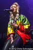 Rita Ora @ 98.7 fm AMP Radio Presents The Kringle Jingle, The Fillmore, Detroit, MI - 12-16-12