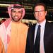 Ali Al Mutawa and Fabio Capello