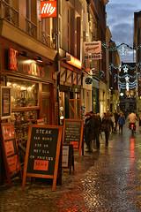 Gent - Gand - Ghent(B) (Zeldenrust) Tags: town nightshot belgium belgique belgië ciudad stadt ghent gent ville stad gand gante flanders belgien flandres nachtfotografie bélgica vlaanderen flandern avondfotografie flandre flandes photographiedenuit photodenuit donkersteeg ghentbynight abendfotografie donkersteeggent