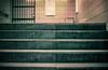 Es geht bergauf! 355/366 (Skley) Tags: xmas analog photo advent foto fotografie creative picture commons treppe cc ubahn bild geschenke kreativ weihnachtsbilder weihnachtsfotos skley
