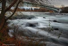 the river is wild (Rex Montalban Photography) Tags: longexposure newyork river niagarafalls waterfall hdr waterflow goatisland rexmontalbanphotography