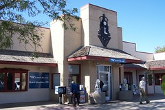 Grand Junction Amtrak Station