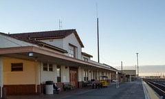 Salinas Amtrak depot (0117) (DB's travels) Tags: california railroad architecture amtrak konomark tempcrr