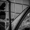 (Erik Janssen - street photography) Tags: auto street broken window glass car voiture rue fenêtre shards glas raam verre straat scherven cassé éclats kapot