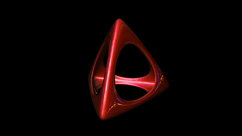 """tetrahedron soft • <a style=""""font-size:0.8em;"""" href=""""http://www.flickr.com/photos/30735181@N00/8325357719/"""" target=""""_blank"""">View on Flickr</a>"""