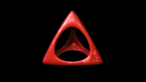 """tetrahedron soft • <a style=""""font-size:0.8em;"""" href=""""http://www.flickr.com/photos/30735181@N00/8325396709/"""" target=""""_blank"""">View on Flickr</a>"""