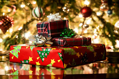 Image of presents and gifts