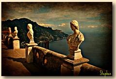 ~ Ravello A View ~ (stephgum32807) Tags: italy italia campania ravello salerno amaficoast hotelcarusoravello ipiccy
