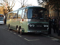 Former King Alfred Motor Services Bedford VAL (Colin J's Pics) Tags: broadway hampshire winchester kams runningday fokab bedfordval twinsteer kingalfredmotorservices friendsofkingaffredbuses