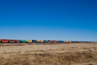 Carlsbad to Santa Fe, New Mexico