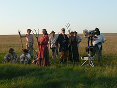 Scythers on set (Steve Tomlin blogs) Tags: film movie 2012 scythe joewright annakarenina