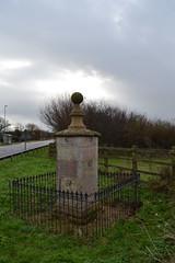 Alconbury (ArchD40 aka The Indecisive Moment) Tags: a1 cambridgeshire milestone a1m alconbury nikond3100