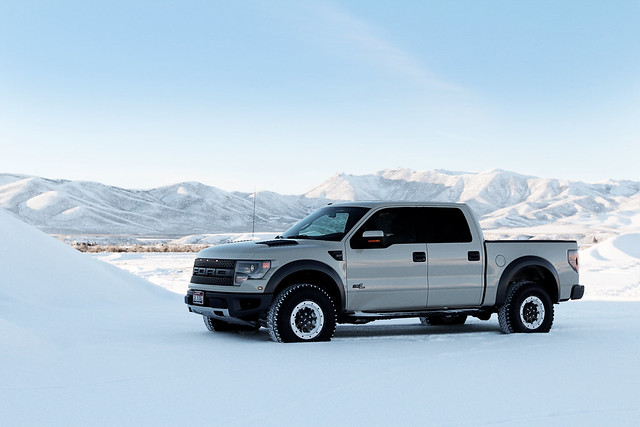 road snow ford truck offroad f150 off raptor svt 2013