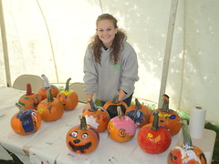 """Pumpkin Painting! • <a style=""""font-size:0.8em;"""" href=""""http://www.flickr.com/photos/33169774@N00/8348764154/"""" target=""""_blank"""">View on Flickr</a>"""