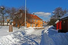 Isegran_Island 1.7, Fredrikstad, Norway (Knut-Arve Simonsen) Tags: winter snow norway norge fort oldtown fortress gamlebyen fredrikstad stlandet isegran glomma srnorge sydnorge ostlandet