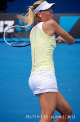 Maria Sharapova (FELIPE ROJAS) Tags: de championship open australian australia abierto aussie 2013
