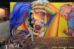 2 Bienal Internacional Graffiti Fine Art (MUBE) - So Paulo - Brazil (Jurandir Lima) Tags: city cidade brazil urban streetart art latinamerica southamerica brasil graffiti amrica nikon paint artist br arte grafiti sopaulo capital bra brasilien spray sp evento urbana latina brasile desenho tinta pintura bairro artista brsil exposio grafite artederua amricadosul desenhando pintando metrpole jardimeuropa  mube  zonaoeste  museubrasileirodaescultura d700 grafiteira shalak grafitando jurandirlima bienaldegraffiti exposionomube 2bienalinternacionalgraffitifineart bienaldegraffitinomube 2bienalgraffitifineart graffitinomube bienalgraffiti2013 bienalgraffitisopaulo