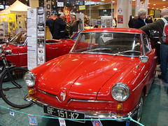 NSU Prinz Sport 1968 (tautaudu02) Tags: auto cars sport automobile moto coches voitures 2012 nsu prinz rétro epoquauto epoqu