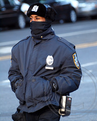 The Big Freeze, Washington Heights, New York City (jag9889) Tags: street city nyc winter ny newyork cold weather dress traffic manhattan police nypd pedestrian scene freeze cop officer finest washingtonheights wahi 2013 jag9889