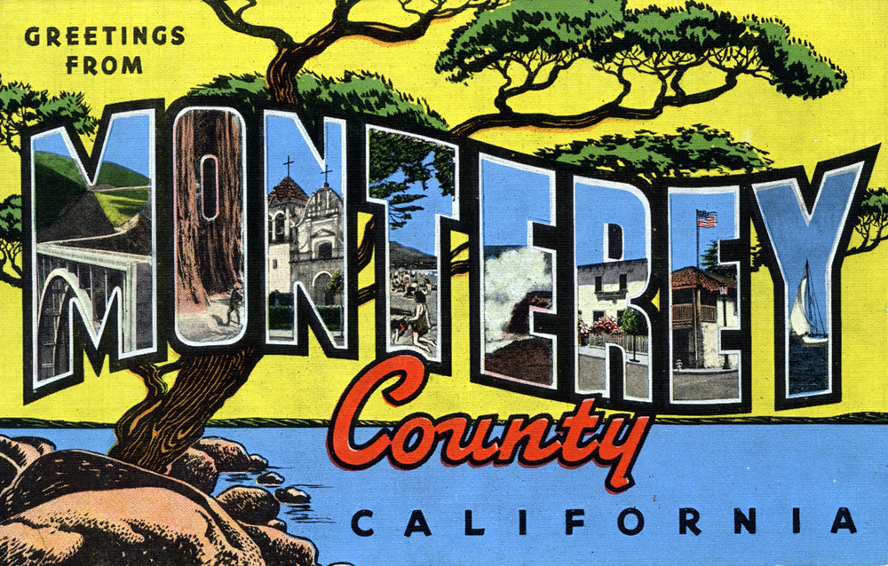 The worlds best photos of california and greetings flickr hive mind greetings from monterey county california large letter postcard shook photos tags m4hsunfo