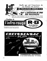 La Revue Technique Automobile (Pierre J.) Tags: auto france car vintage advertising french automobile ad voiture 1957 franais ancien rta publicits revuetechniqueautomobile