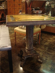 "REGENCY STYLE LAMP TABLE • <a style=""font-size:0.8em;"" href=""http://www.flickr.com/photos/51721355@N02/8436358784/"" target=""_blank"">View on Flickr</a>"