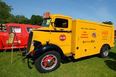Coca-Cola 1939 Studebaker Model K15M (albionphoto) Tags: usa truck pickup pickuptruck firetruck pa international fireengine studebaker cocacola mack 1939 macungie atca k15m