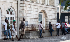 Jamaica-MoBay-Downtown-6340 (alison.toon) Tags: street city people copyright men town downtown photographer cage parade prison jamaica civiccentre civiccenter montegobay charlessquare samsharpe samsharpesquare alisontoon montegobayciviccentre