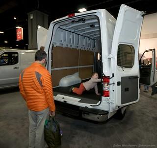 2013 Washington Auto Show - Lower Concourse - Nissan 3 by Judson Weinsheimer