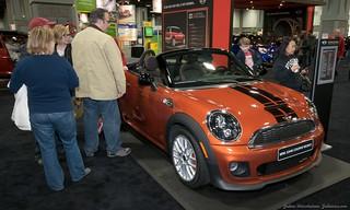 2013 Washington Auto Show - Lower Concourse - Mini 6 by Judson Weinsheimer