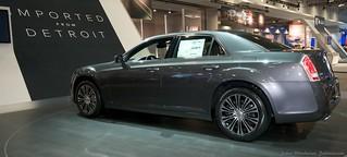 2013 Washington Auto Show - Upper Concourse - Chrysler 2 by Judson Weinsheimer